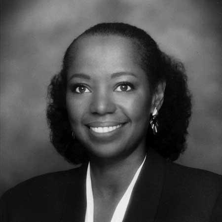 Portrait of Blenda Wilson, President of CSUN 1992-1999