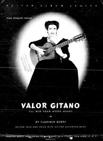 Valor Gitano album cover
