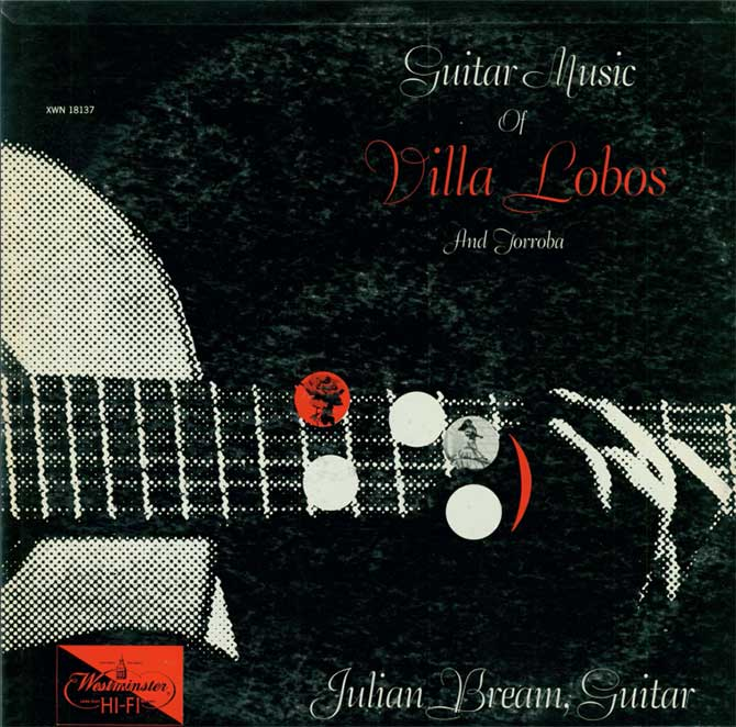 Villa Lobos album cover