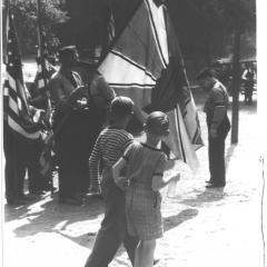 Photograph of children at Hindenburg Park