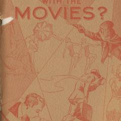 Booklet cover for What Is Wrong With the Movies?