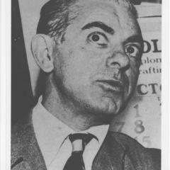 Photograph of Eddie Cantor