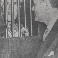 Photograph of Ellis O. Jones and Robert Noble