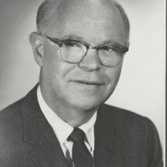 Photograph of Joseph Roos