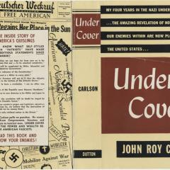 Book jacket for Under Cover