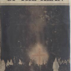 Book jacket for Challenge of the Klan