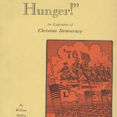Book cover for No More Hunger!