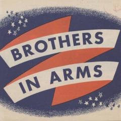 Booklet cover for Brothers in Arms