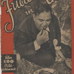 Magazine cover for Jew in the USA