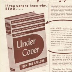 Poster for Under Cover