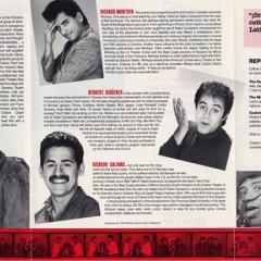 Culture Clash's 1989-1991 Season